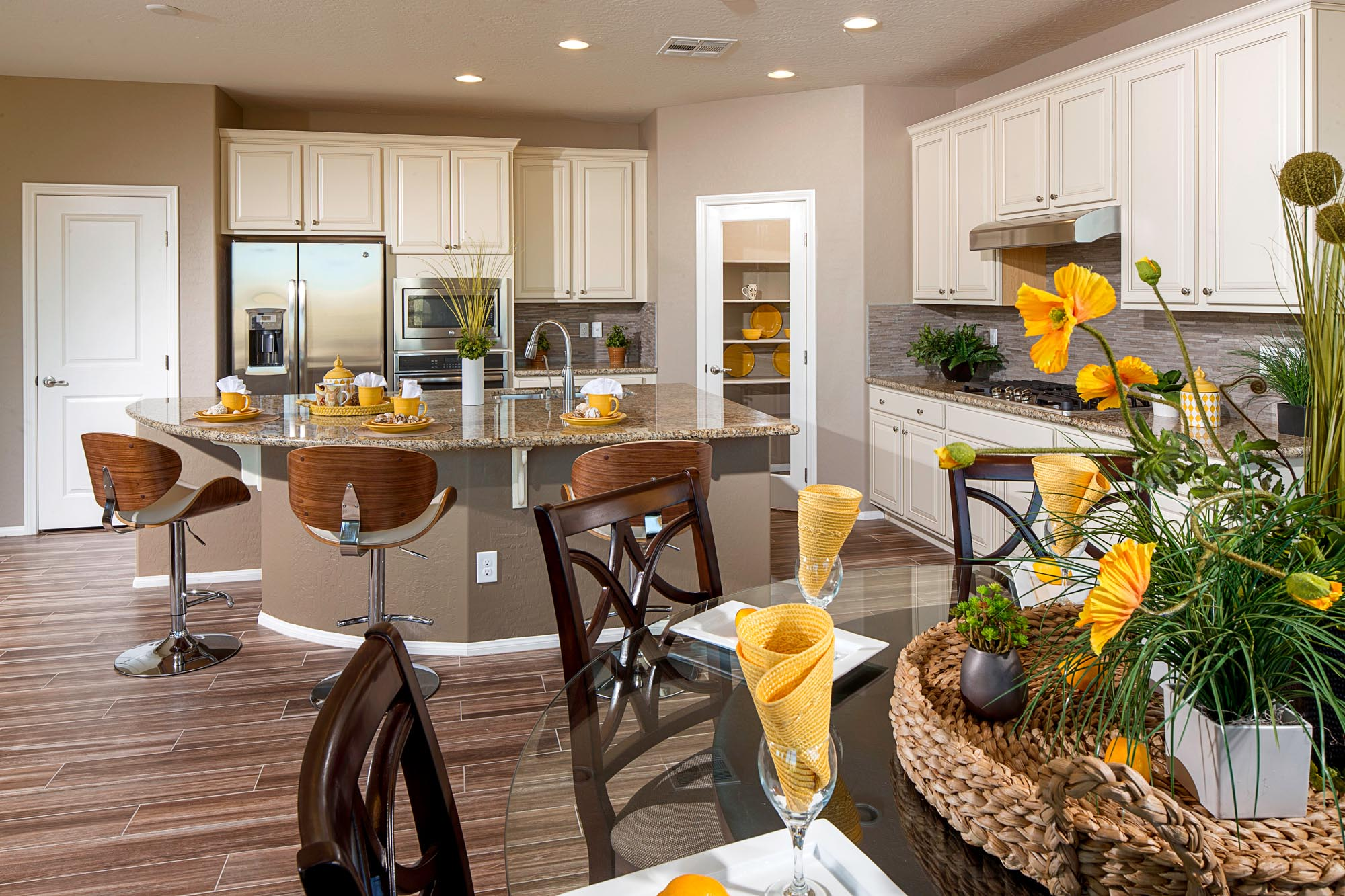 architectural photography model homes
