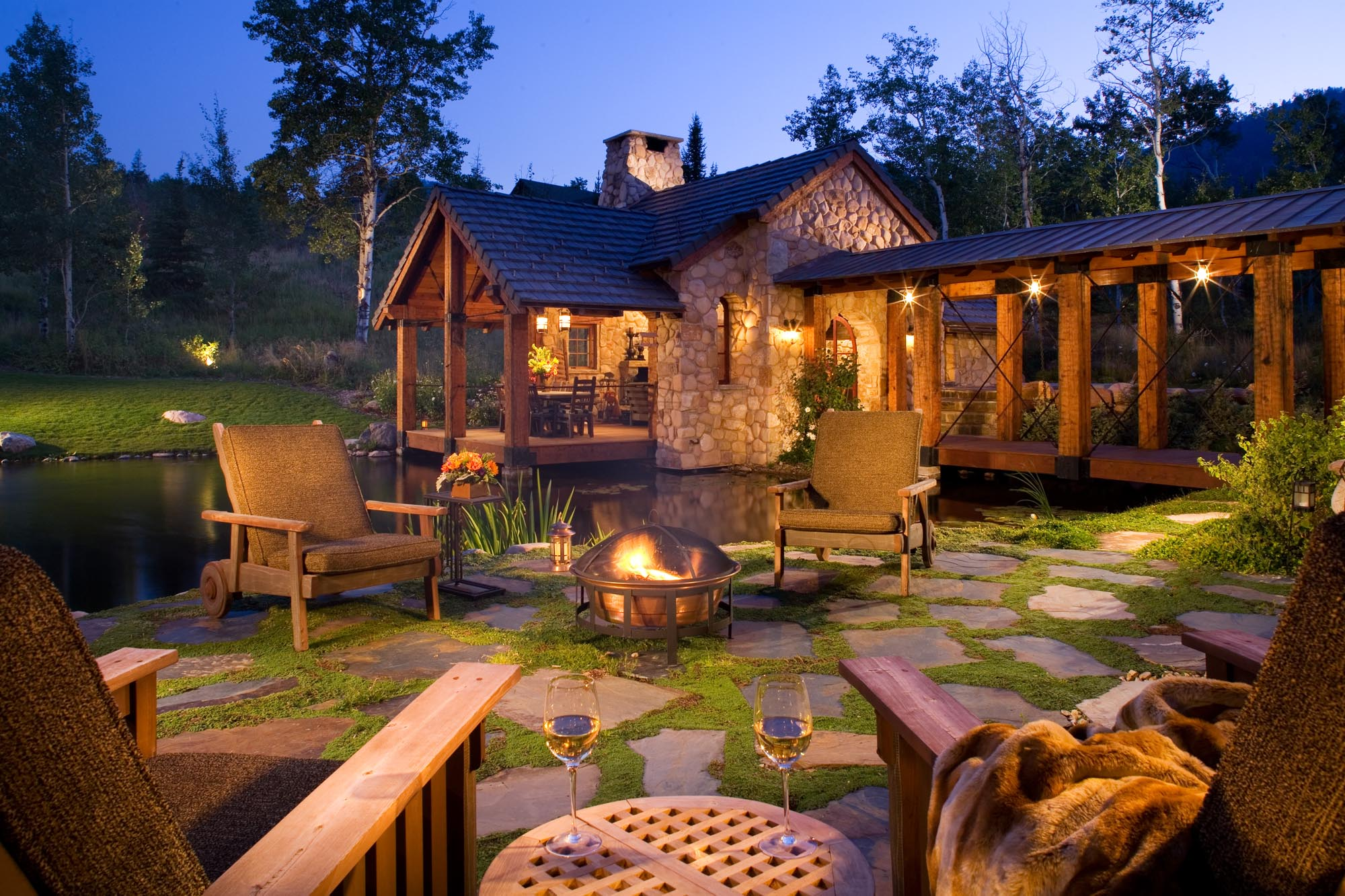 private cabin park city utah